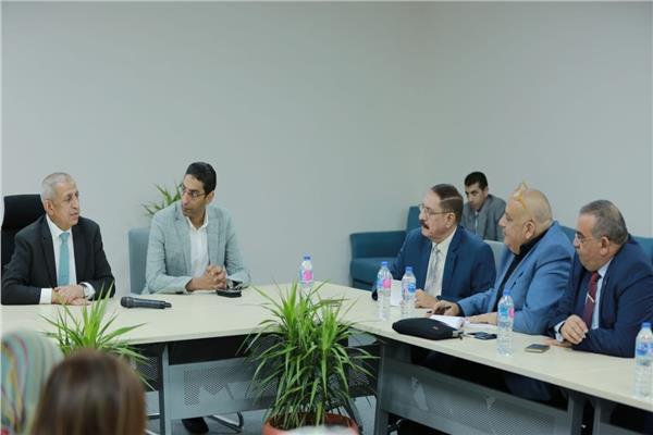 الأكاديمية العربية أول مشروع يؤكد استدامة الحياة بمدينة العلمين الجديدة