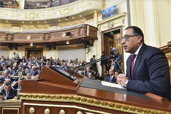 د.مصطفى مدبولى رئيس مجلس الوزراء