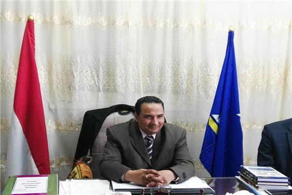 مدير عام مديرية الزراعة بدمياط المهندس سميح عبد السميع