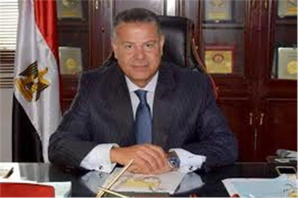 محافظ بني سويف هاني عبد الجابر
