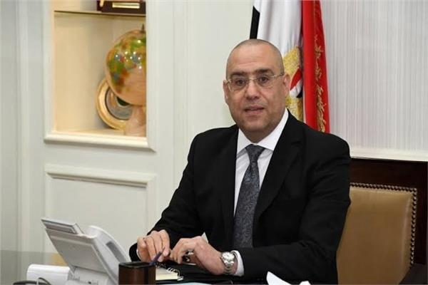 عاصم الجزار وزير الإسكان والمرافق