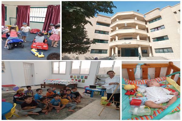 رحلة حياة الأطفال مجهولي النسب وأبناء السجينات والضالين بـ«جمعية أولادي»