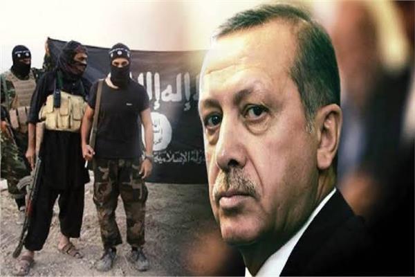 أردوغان الراعي الرسمي للإرهاب