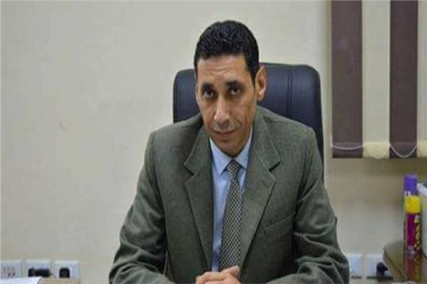 الدكتور عزالدين أبوستيت وزير الزراعة