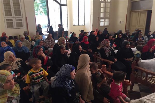 «قومي المرأة» بسوهاج يطلق حملة توعية السيدات بخطورة الشائعات