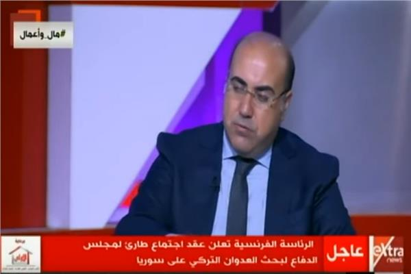 الدكتور إبراهيم مصطفى الخبير الاقتصادي