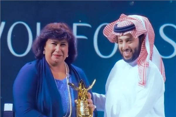 تكريم وزيرة الثقافة بمؤتمر «صناعة الترفيه وبناء الاقتصاد» بالرياض