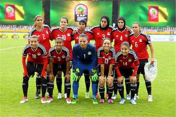 منتحب مصر للكرة النسائية