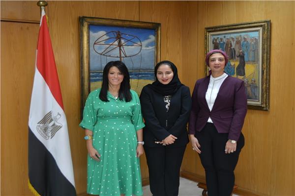 «المشاط» تبحث مع ومدير«السياحة العالميةبالشرق الأوسط» التعاون المشترك