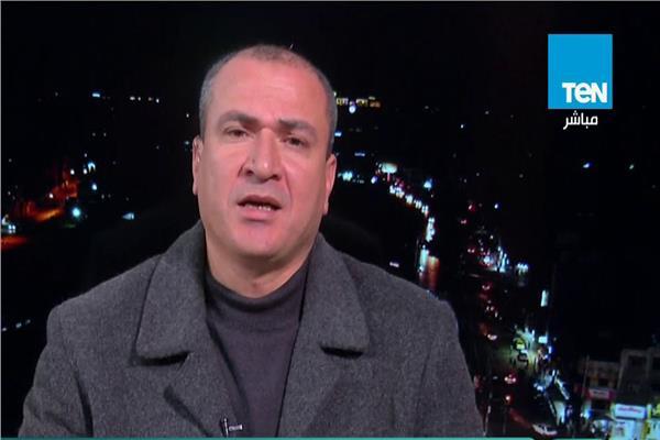 عماد محسن، المتحدث باسم تيار الإصلاح الديمقراطي بحركة فتح