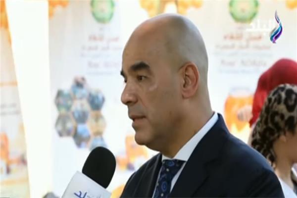 تامر جمعة، نائب رئيس البنك الزراعي المصري