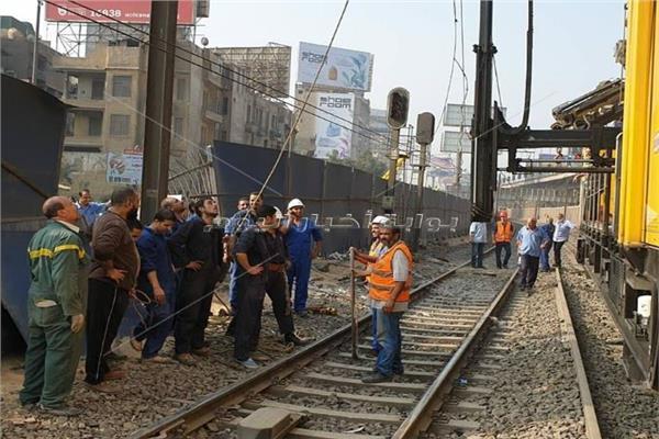 بعد تعطله 6 ساعات.. تعرف على تطورات إعادة حركة «مترو الأنفاق»