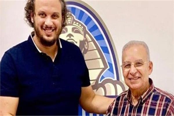 ممدوح عيد وعبد العزيز عبد الشافي