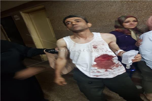 ضبط ١٤ شخصا بعد اصابة ٦ مواطنين في مشاجرة بطنطا