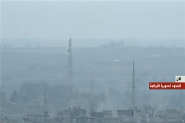 تركيا تواصل عدوانها على سوريا رغم إعلان وقف إطلاق النار