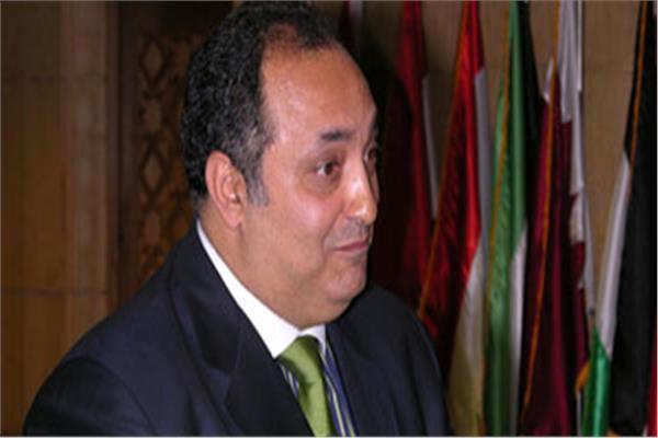 رجل الأعمال منصورعبدالمجيد عامر