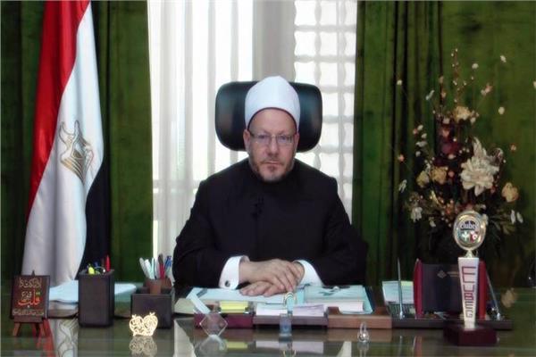 فضيلة الدكتور شوقي علام مفتي الجمهورية