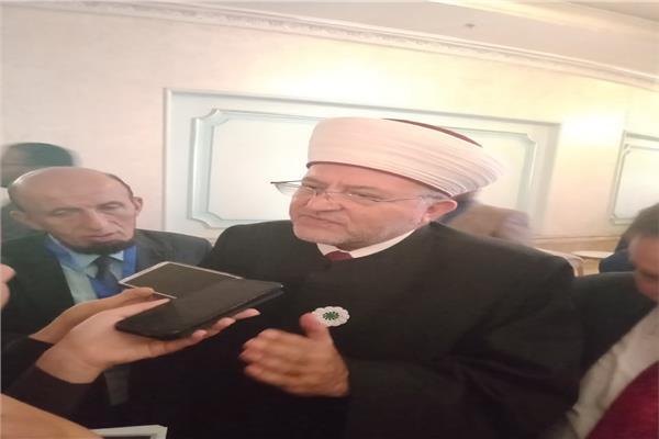 الشيخ جمال أبو الهنود، مستشار وزير الأوقاف الفلسطيني