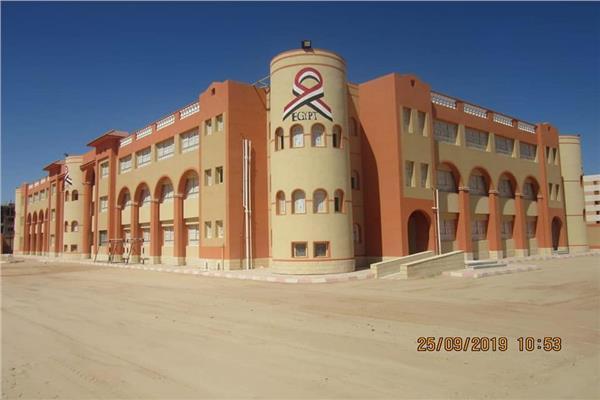 مدرسة للتعليم الأساسي بمنطقة المجد للإسكان الاجتماعي بمدينة العبور الجديدة