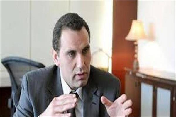 المستشار خالد النشار – نائب رئيس هيئة الرقابة المالية