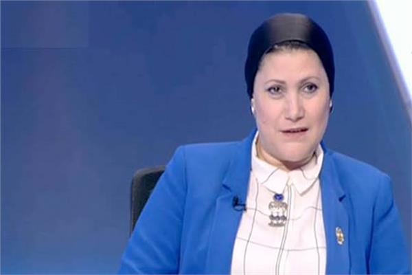رئيس قطاع تنظيم الأسرة بوزارة الصحة والسكان د.سحر السنباطي