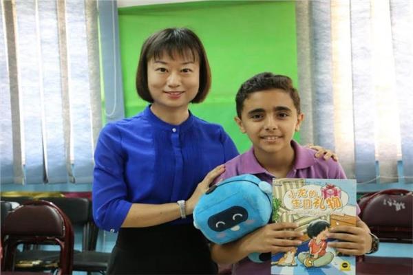 المدرسة الصينية