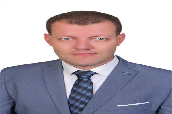 إبراهيم وجدي عضو تنسيقية شباب الأحزاب والسياسيين