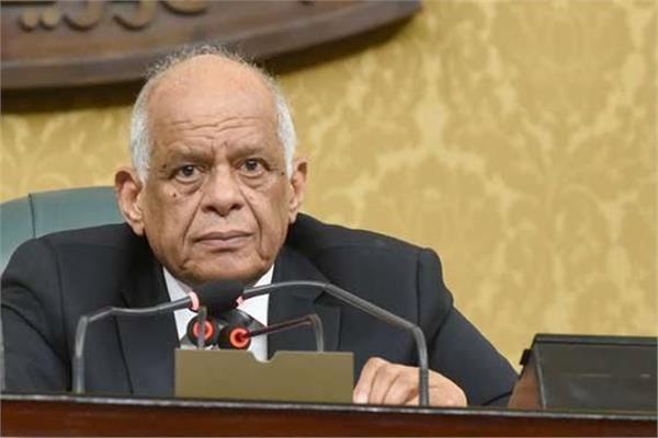 رئيس مجلس النواب الدكتور علي عبد العال