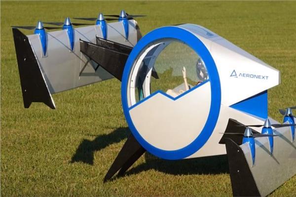 اليابان تطور طائرة مسيرة لنقل الأشخاص