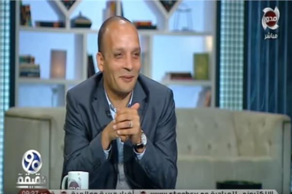 حسين خضر نائب رئيس الأمانة الفيدرالية للهجرة