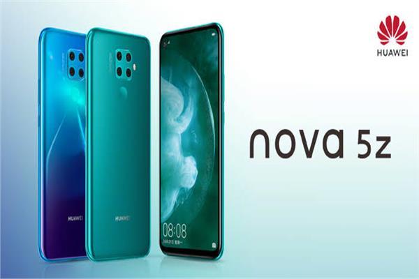 هاتف هواوي nova 5z الجديد