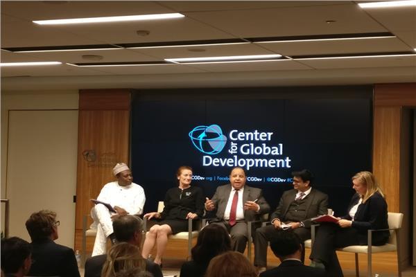 منتدى للبنك الدولي على هامش اجتماعات الخريف بواشنطن