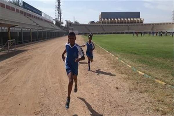 فوز 4 مدارس ببطولة «ألعاب القوى» في «تعليم نجع حمادي»