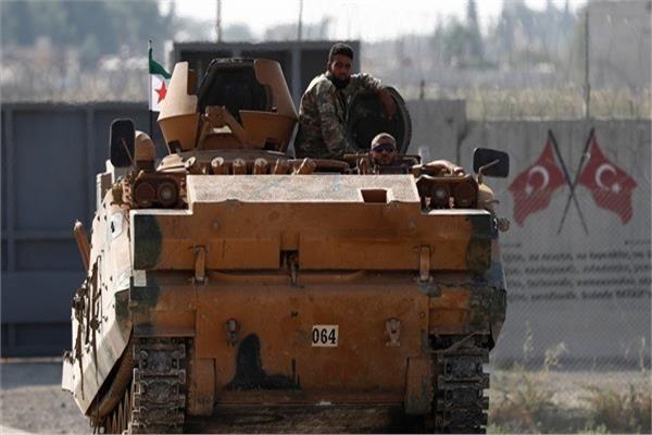العدوان التركي على سوريا