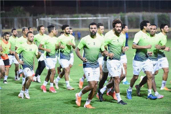 مران فريق مصر المقاصة