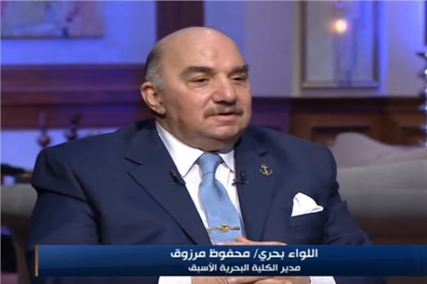 اللواء أركان حرب محفوظ مرزوق
