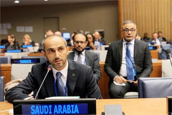 المتحدث باسم المملكة العربية السعودية في الأمم المتحدة