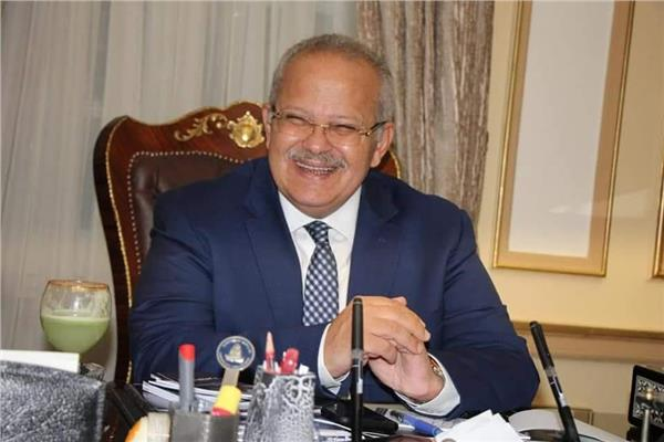 د. محمد عثمان الخشت رئيس جامعه القاهره