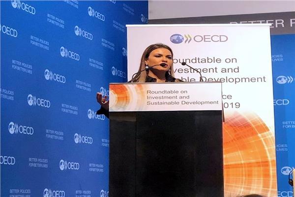 الدكتورة سحر نصر، وزيرة الاستثمار والتعاون الدولي
