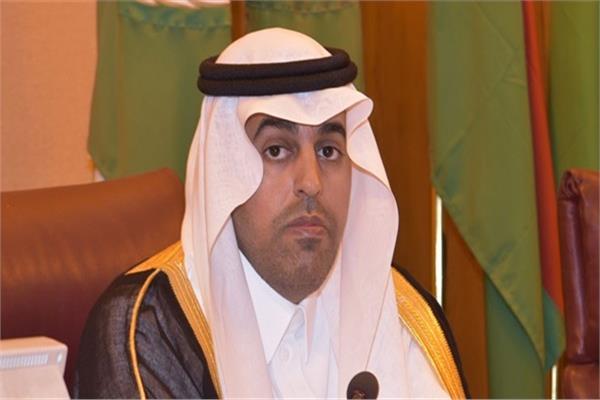 رئيس البرلمان العربي مشعل بن فيهم السلمي