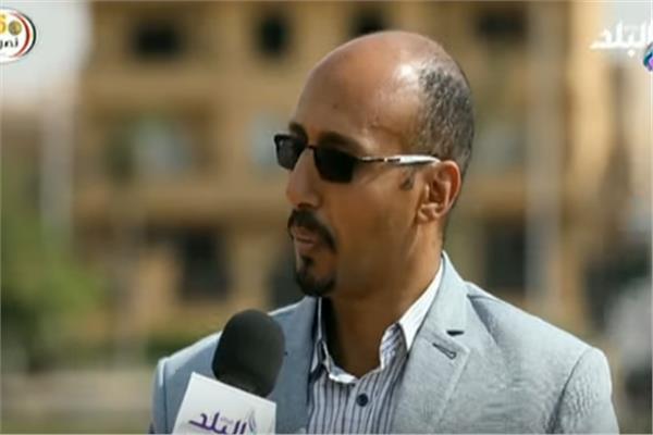 رئيس جهاز مدينة الشروق عبد الرؤوف الغيطي