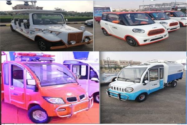 السيارات الكهربائية الجديدة E-motion