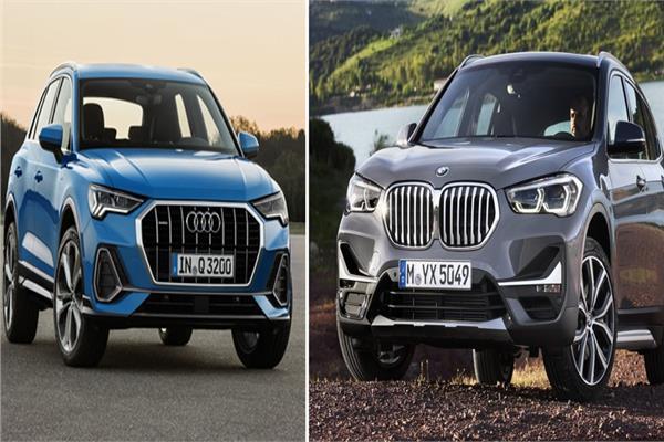 «BMW X1» و «أودي q3»