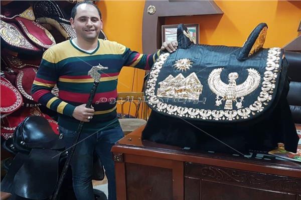 حكايات| فن صناعة «سرج» الخيول.. ركوبة مصرية من الذهب والفضة
