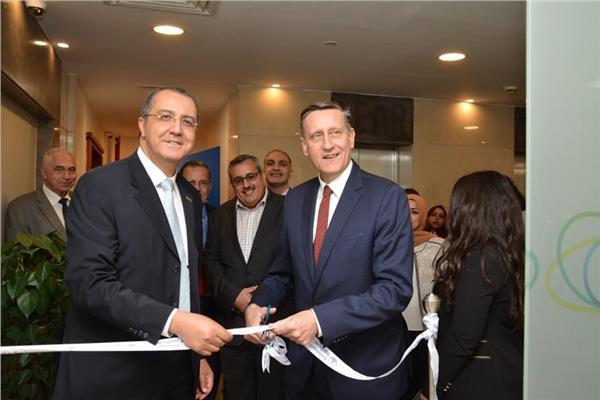 سفير ألمانيا في القاهرة