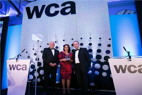 «المصریة للاتصالات» تتوج بجائزة الاتصالات العالمیة WCA لعام 2019