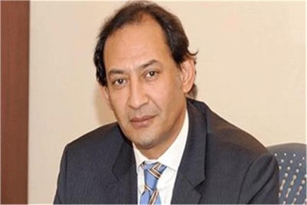 حازم حجازى نائب رئيس مجلس إدارة بنك القاهرة