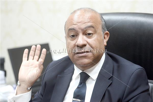 الدكتور إبراهيم العشماوى