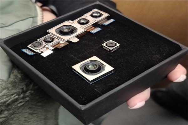 كاميرا هاتف شاومي  Mi CC9 Pro