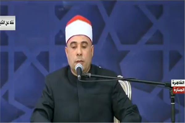 القارئ الشيخ هانى الحسينى